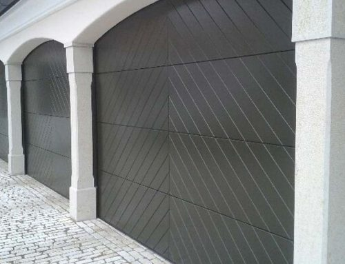 Rundum Sectional Sliding Garage Doors
