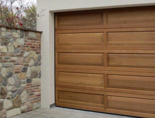 Overhead Sliding Garage Door