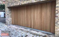 Rundum Meir Hand Crafted Sliding Garage Doors