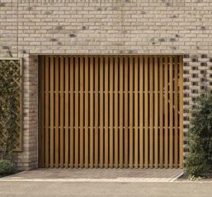 Cambridge ventilated doors